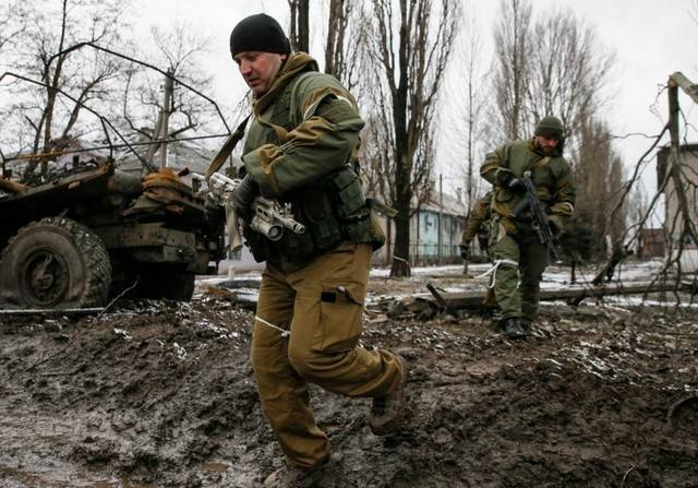 В Донецке боевиков косит неизвестная инфекция