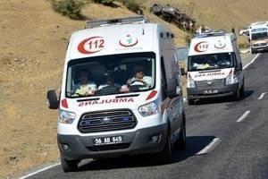 Теракт в Турции: ракетой взорван автобус полиции, есть жертвы