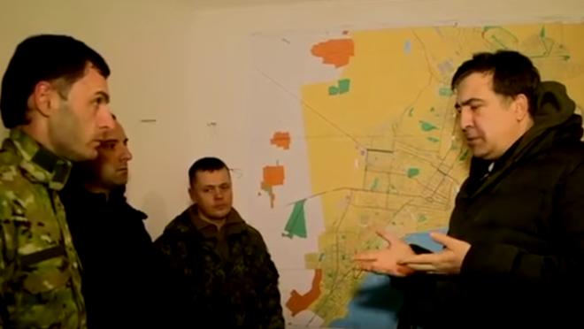 Саакашвили допиарился до госизмены (ВИДЕО)