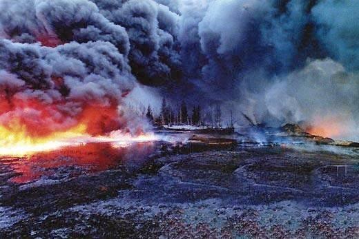 МЧС подготовил прогноз техногенных катастроф в России в 2016 году