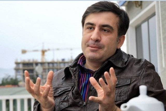 Прокуратура отменила допрос Михаила Саакашвили по делу ореховой мафии