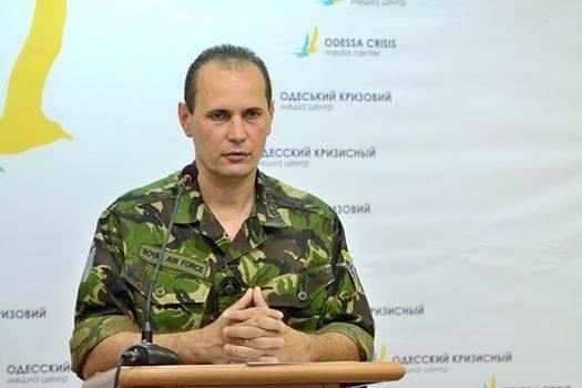 Заместитель сотника Самообороны Одессы Виталий Кожухарь задержан за сопротивление полиции