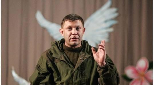 Захарченко признался, что сжигал дома на Донбассе