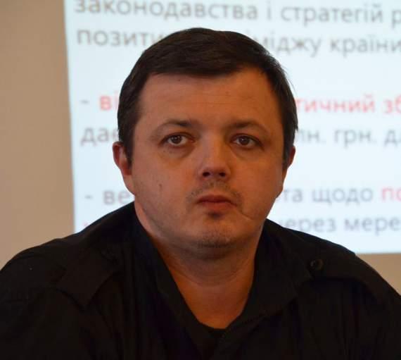 Прокуратура выяснила, что Семен Семенченко жулик и самозванец