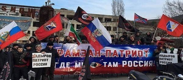 Крымские ватники устроили шабаш: Кадыров — патриот русни