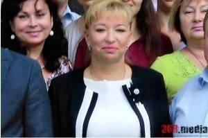 Глава миграционной службы Киева, помогавшая сепаратисту, награждена званием Посол мира