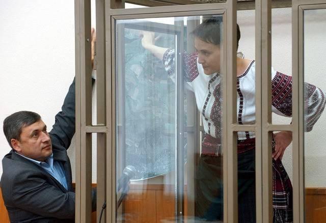 Как Савченко оказалась в России, кто такие Павел Карпов и бабушка