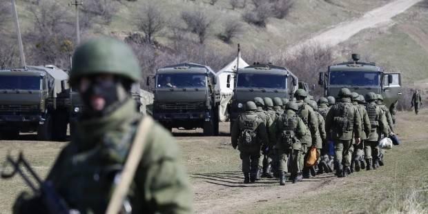 В оккупированный Крым прибыли из РФ 10 самолетов ИЛ-76 с амуницией и военной техникой и 14 вертолетов