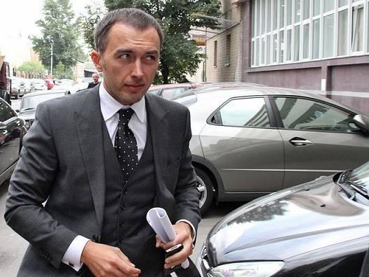 Андрей Пышный. Кум Яценюка и убийца Ощадбанка