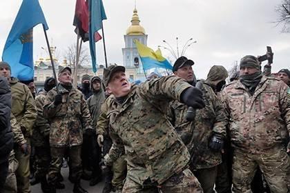 Дежа вю украинского майдана (ФОТО, ВИДЕО)