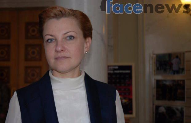 Оксана Продан: До 70% украинского бизнеса до сих пор в тени