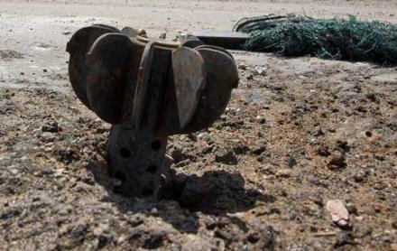 Террористы захватили в плен взорванного бойца ВСУ