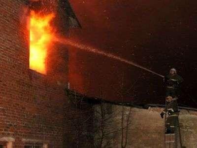 В Башкирии на пожаре в центре социальной адаптации погибли 12 человек