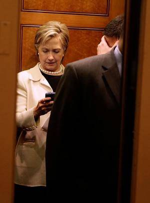 Хиллари Клинтон уличили в коррупционных связях со швейцарским банком