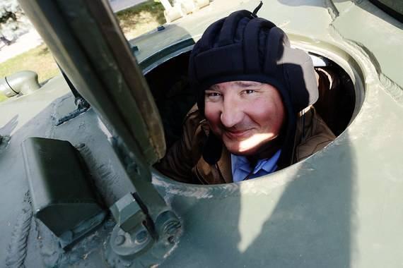 У кого вице-премьер Дмитрий Рогозин выменял 300 кв. м