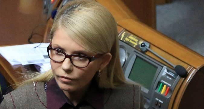 Юлия Тимошенко выходит на тропу антикоррупционной войны (ВИДЕО)