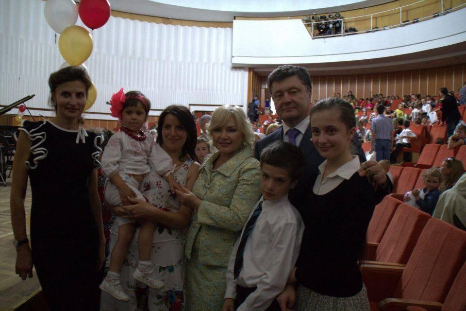 Кума Президента Оксана Билозир променяла сцену на аферы с «решением» чужих вопросов