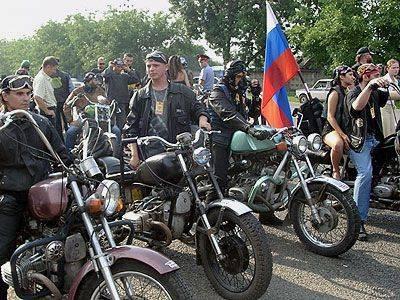 Литва не впустила в страну двух российских байкеров