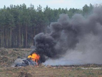 На Камчатке разбился вертолет, погибли три человека