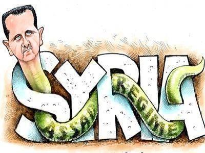 Sky News рассказал о сотрудничестве Асада с Исламским государством