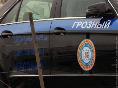 МВД Чечни сообщило о нападении боевиков на КПП в Грозном