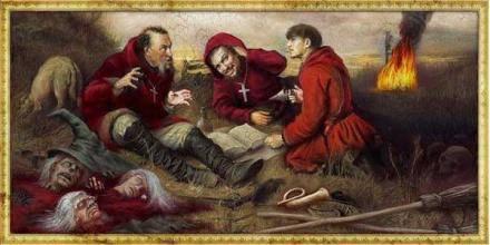 Имперская инквизиция. Как в царской России искореняли неправильное православие