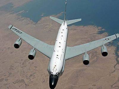 Американский самолет-разведчик подлетел к границам РФ на Балтике