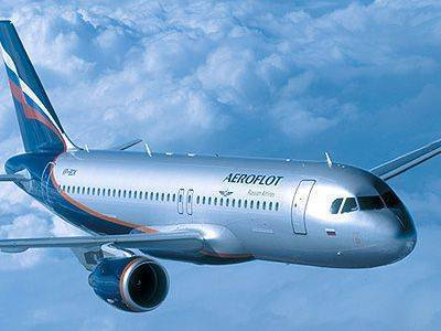 Российские авиакомпании в апреле сократили перевозки за рубеж на 24,2%