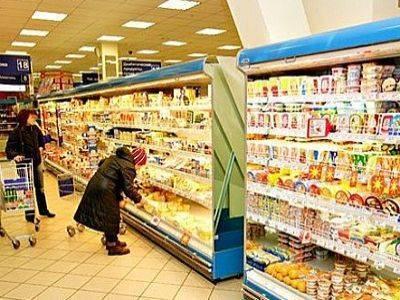 Цены на продукты питания в РФ за январь — апрель повысились на 2,6%