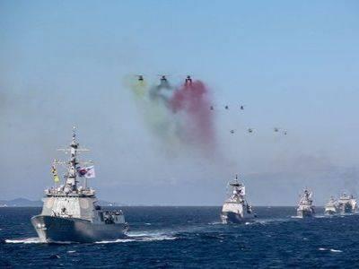 Корабль Южной Кореи открыл предупредительный огонь по двум судам КНДР