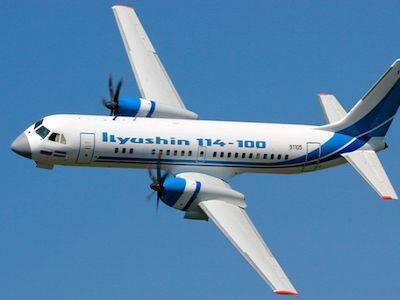 На самолеты Ил-114 и Ил-96-400 выделят 100 млрд рублей из бюджета РФ