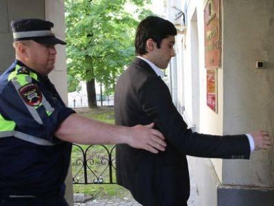 Сын топ-менеджера Лукойла арестован на 15 суток за неподчинение полиции