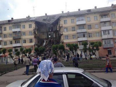 Власти Кемеровской области опровергли сообщения о погибших при обрушении дома