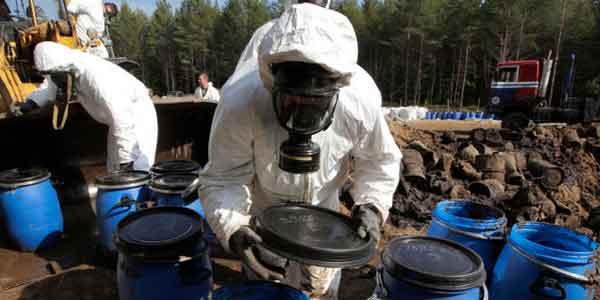Депутат собирается травить россиян токсичными отходами