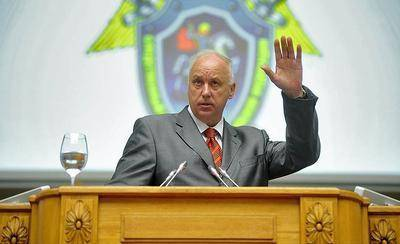 Глава СКР Бастрыкин заработал в 2015 г. 8,4 млн руб.