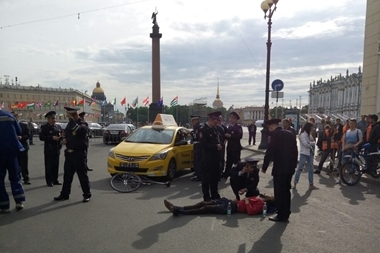 Яндекс.Такси — «надежно и безопасно» ©