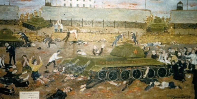 Сегодня годовщина Кенгирского восстания ГУЛАГа: как это было