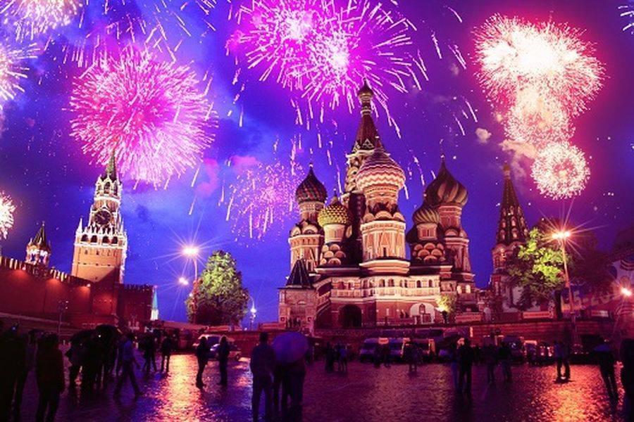 Россия – страна праздников