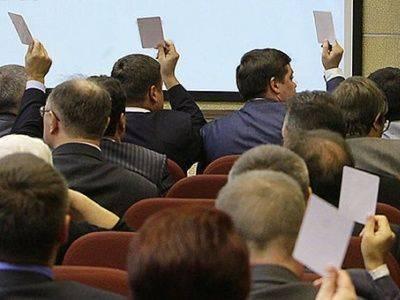 Очередная свердловская муниципальная дума готовится к протестному самороспуску