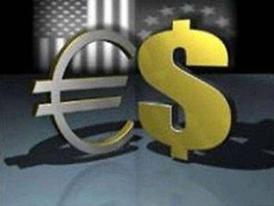 Центробанк повысил курс доллара и понизил курс евро