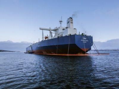 Зять Тимченко стал совладельцем плавучего хранилища нефти