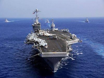 США отправят в Средиземноморье авианосцы, чтобы балансировать военные действия РФ