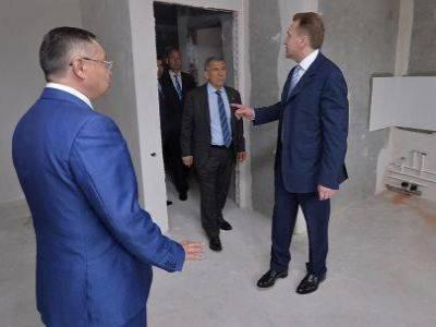 СМИ: Шувалов назвал смешной популярность квартир площадью 20 квадратных метров