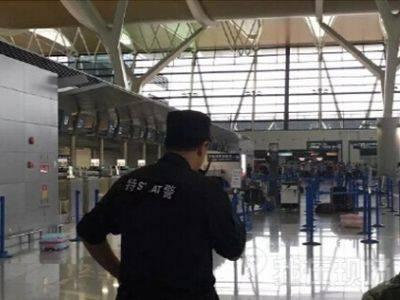 Стали известны причины взрыва в аэропорту Шанхая