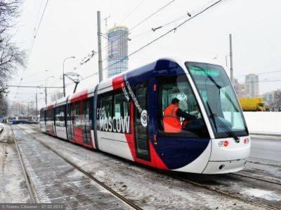 Стоимость первого участка скоростного трамвая в Подмосковье оценили в 98 млрд рублей