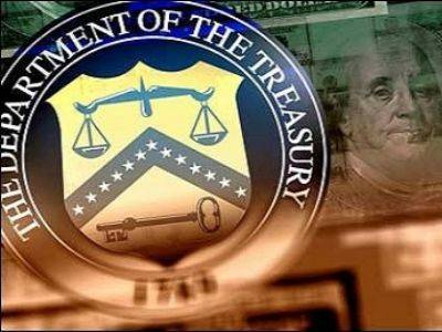 Россия сократила объем вложений в гособлигации США на 3,5 млрд долларов