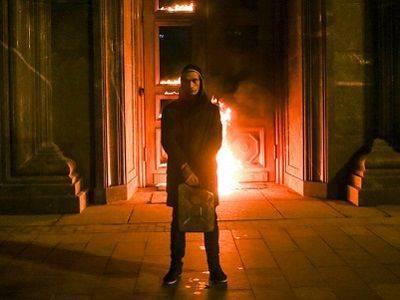 Защита Павленского обжаловала приговор по делу о подожженной двери ФСБ