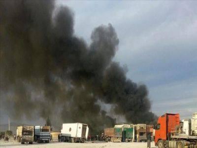 Авиаудары российских ВКС на юге Сирии вызвали беспокойство Пентагона