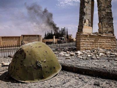 В Сирии погиб российский военный