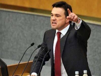 Для губернатора Подмосковья арендуется вертолет за миллиард в год